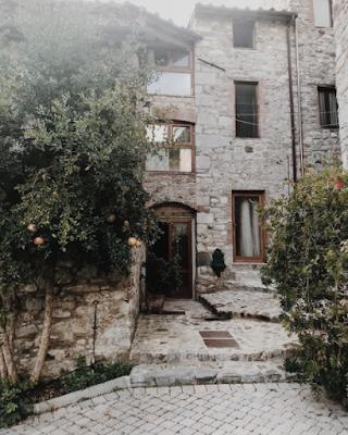 Borgo Giusto in Tuscany.