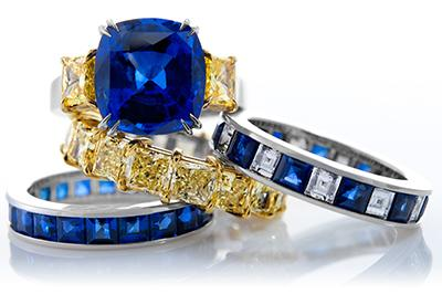 Cushion_Cut_Sapphire_and_Fancy_Yellow_Trapeziod_Engagement_Ring_w_Bands_400x.jpg