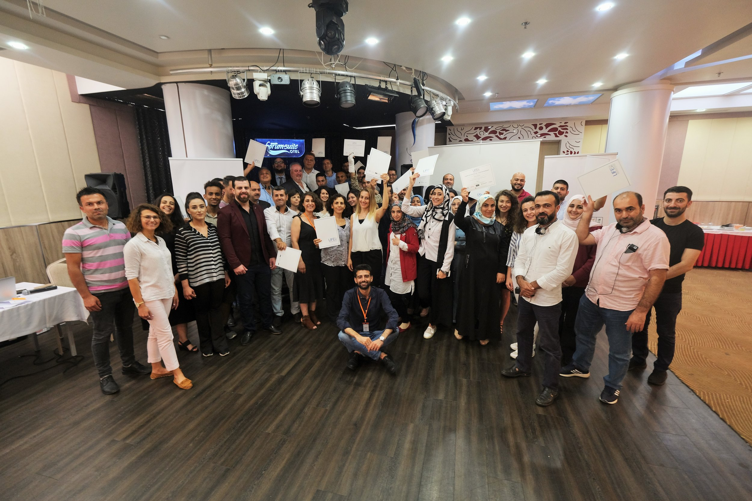 Second Mersin Business Pitch Competition