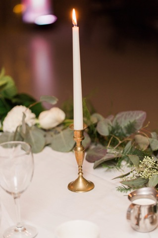 Brass Candle Holders1.00 each32 QtyPhotography: Hind Hart Studios -