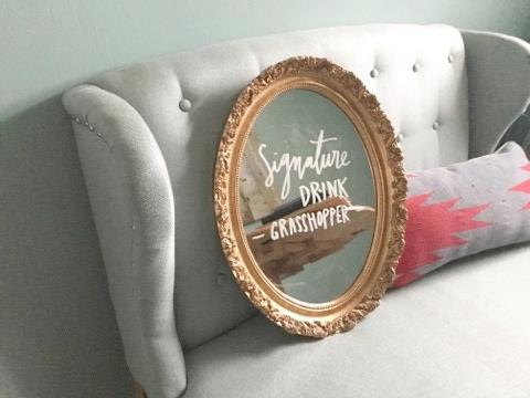Ornate Gold Mirror15.00 -