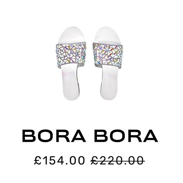 Bora Bora #flashsale ends today! www.goodey2shoes.com 💎