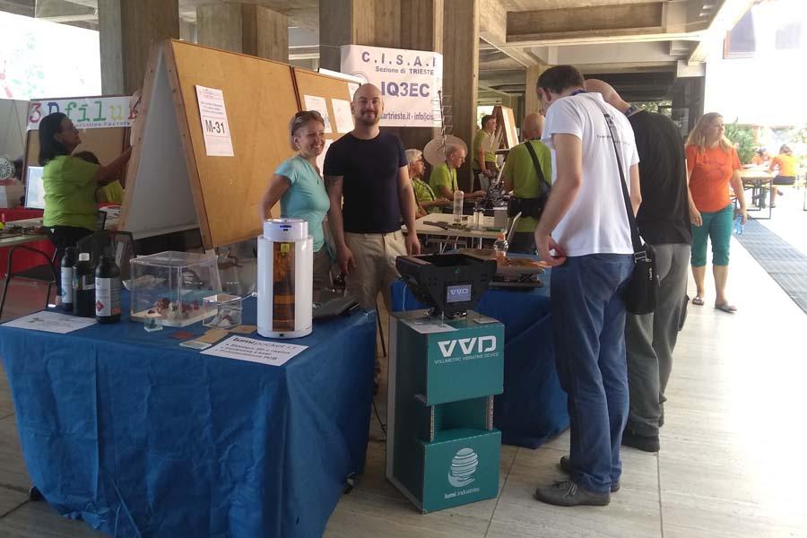 Trieste Mini Maker Faire 2018