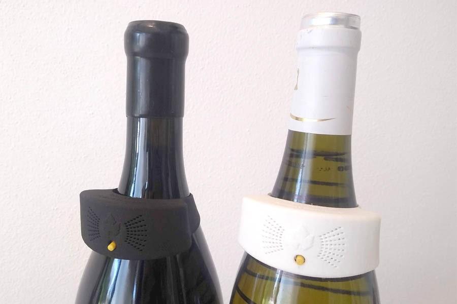 etichetta parlante Vino