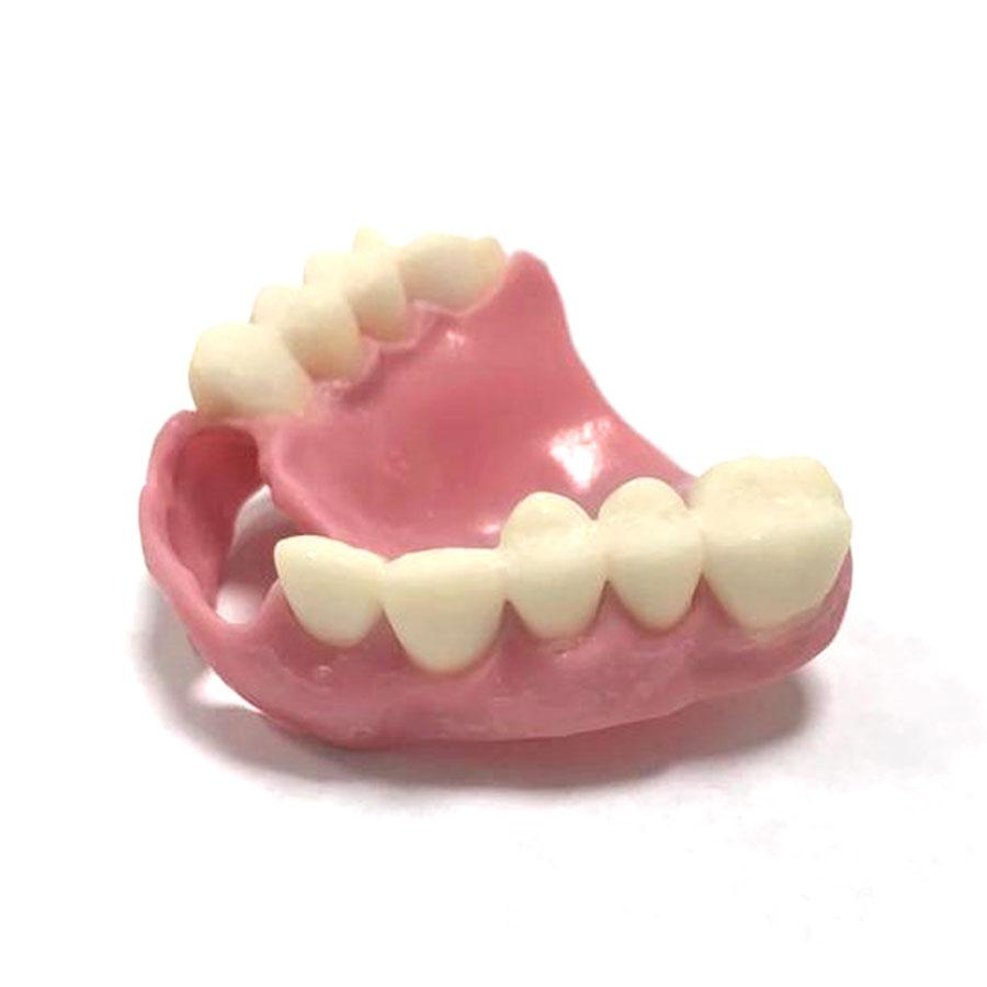 Dental Pink resin -