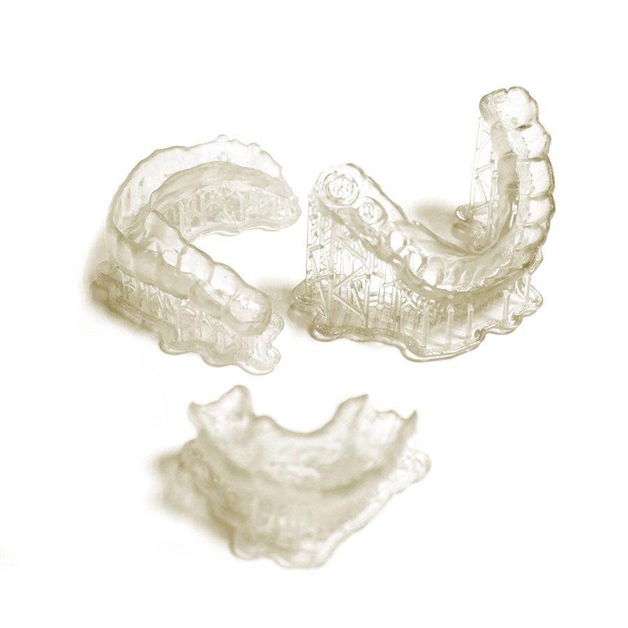 Dental Clear 3D resin -