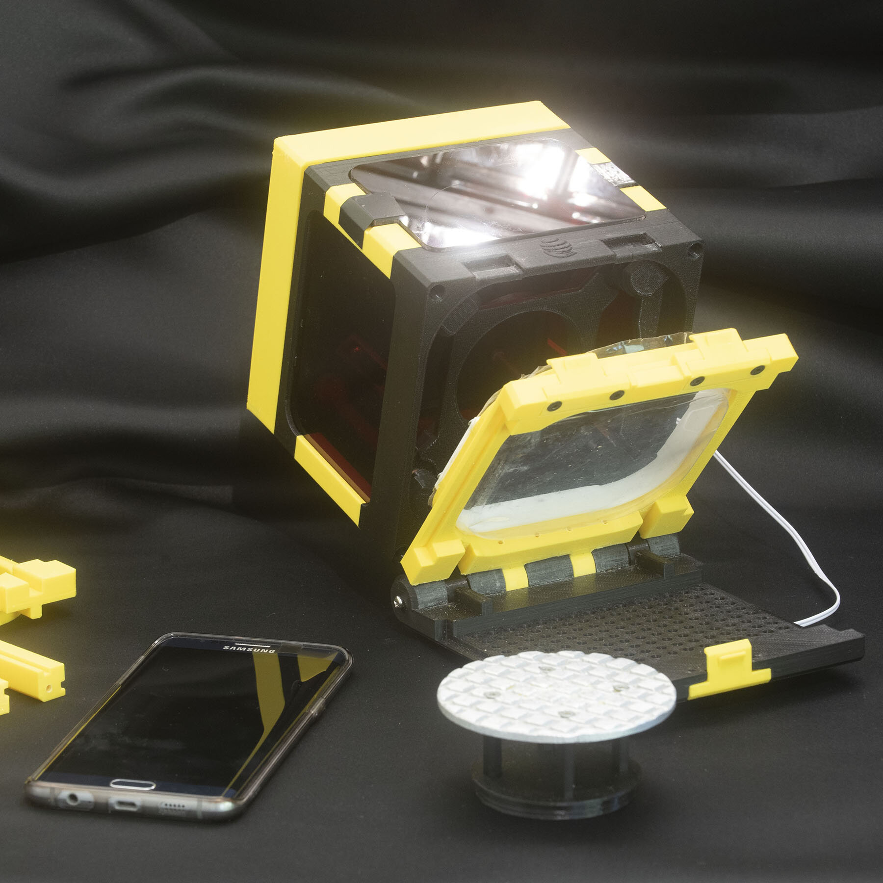 LumiBee_stampante3D_lowcost