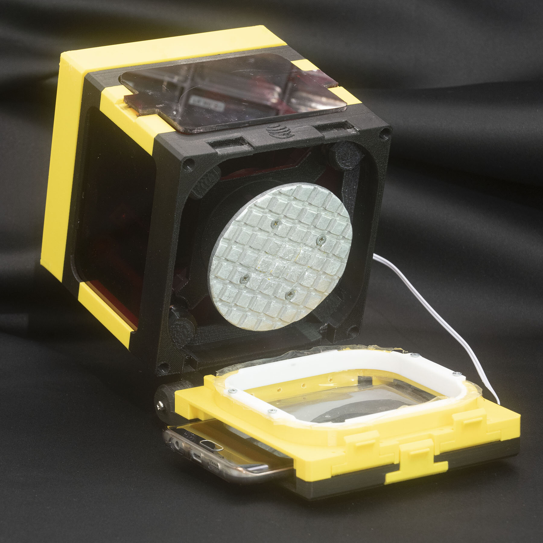 LumiBee stampante 3D low cost