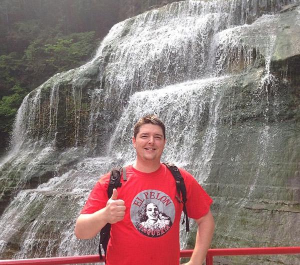 Big Black Bear Falls