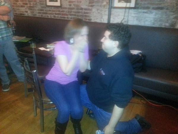 Drew's Marriage Proposal