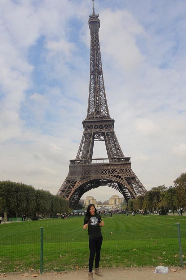 Eiffel Tower Krista