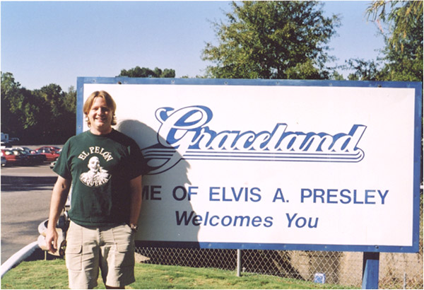 Graceland Tennessee