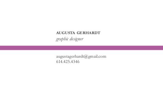 School-Augusta Gerhardt-Business Card-Information.jpg