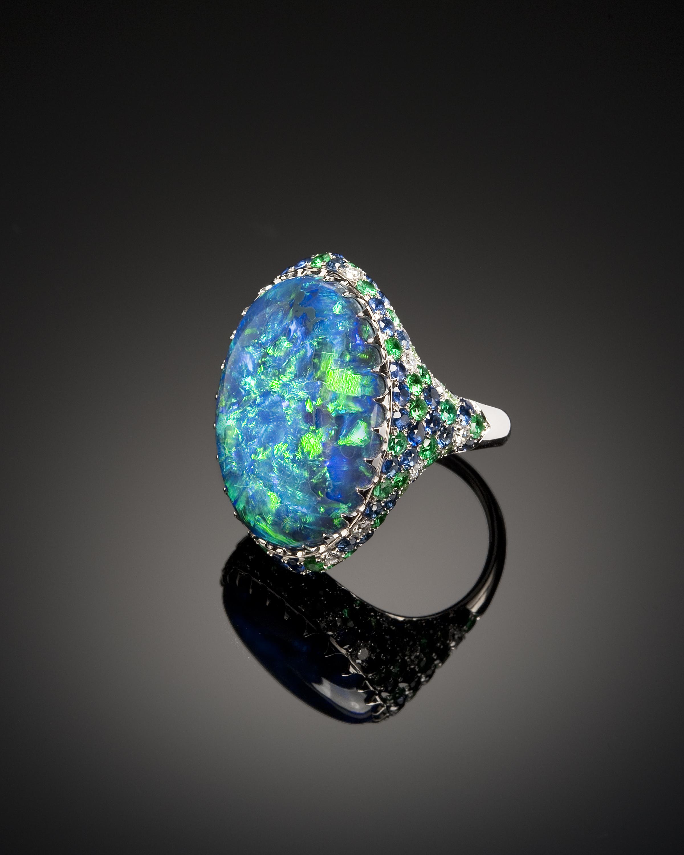 Silverhorn Blue & green opal ring.jpg