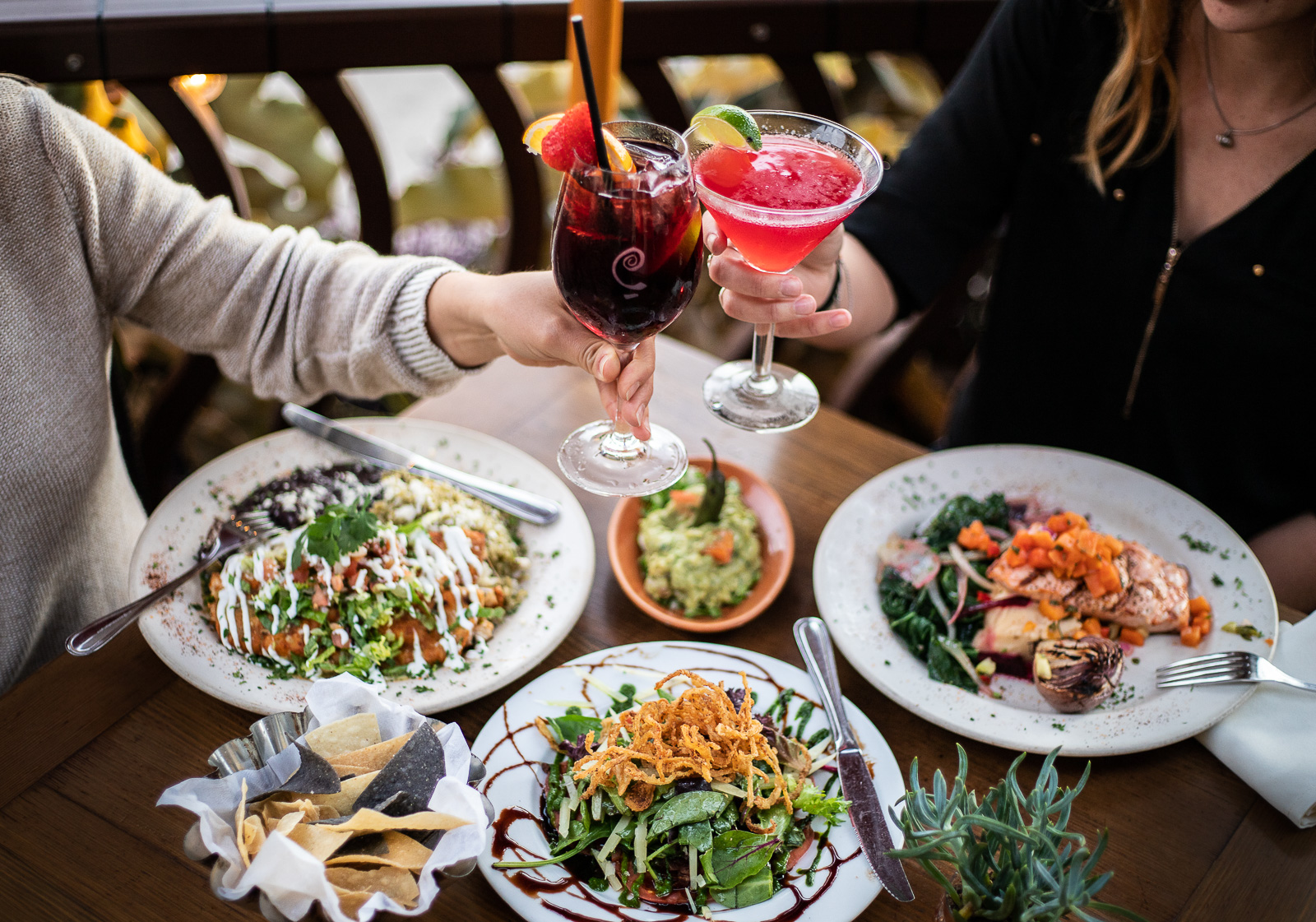 Cheers to a Mexican Feast!