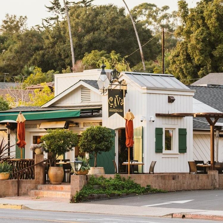 Cava on Coast Village Road