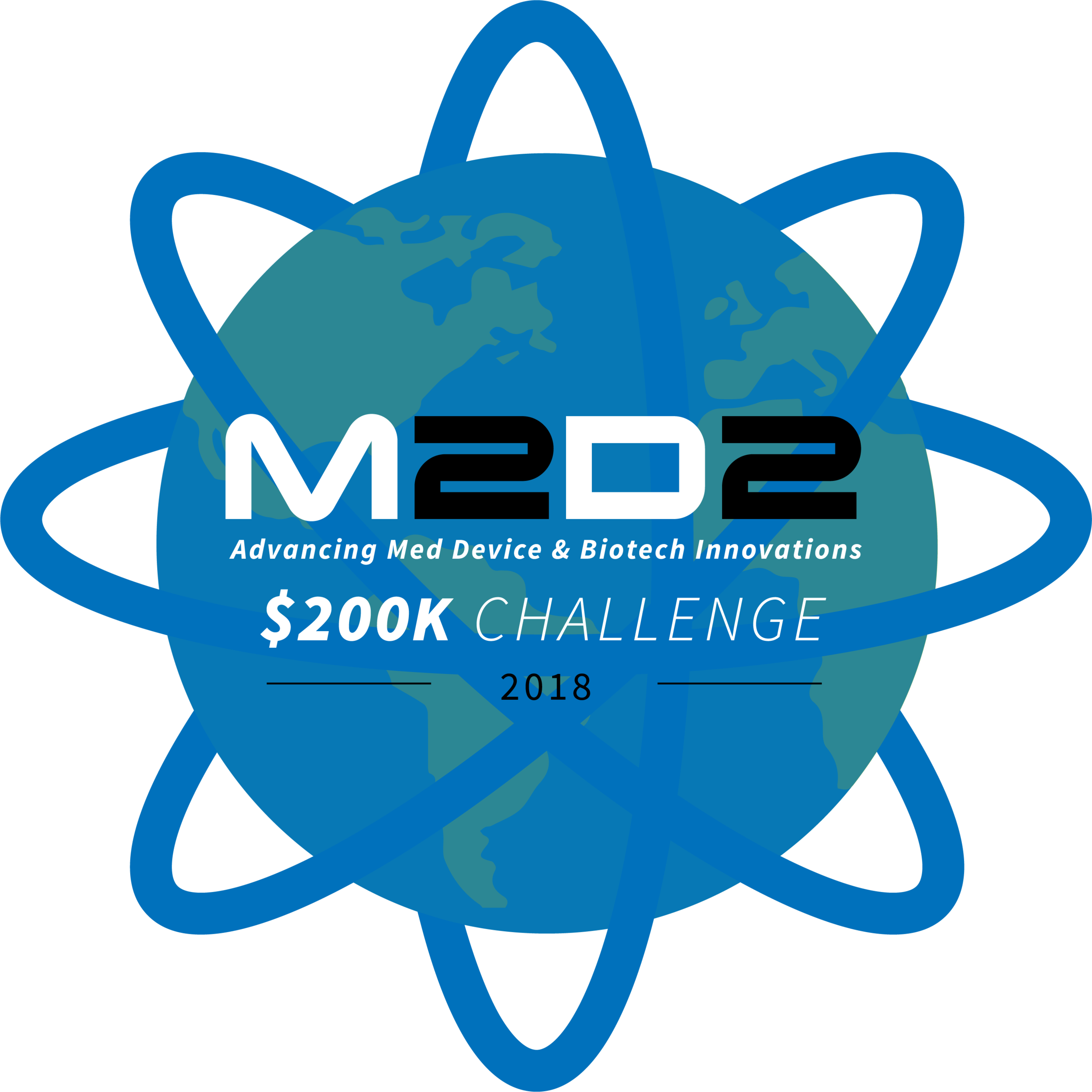 1ST PLACE WINNER $200K COMPETITION 2018,