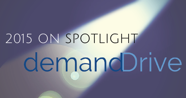 demandDrive's 2015 Year in Review