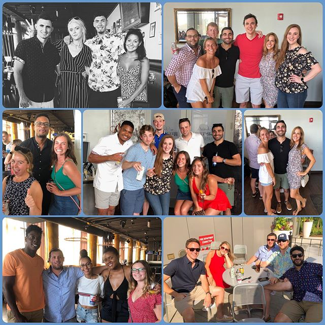 It's been a banner year so far for #demandDrive and we had our 2019 Summer Party @socialregisterboston last week to celebrate! We've grown so much it's become impossible to get one big group photo so we had to settle for a bunch of smaller groups instead. A big shout out to everyone at dD who has helped drive our growth over the first half of the year! #summer #summerparty #companyculture #bostonjobs