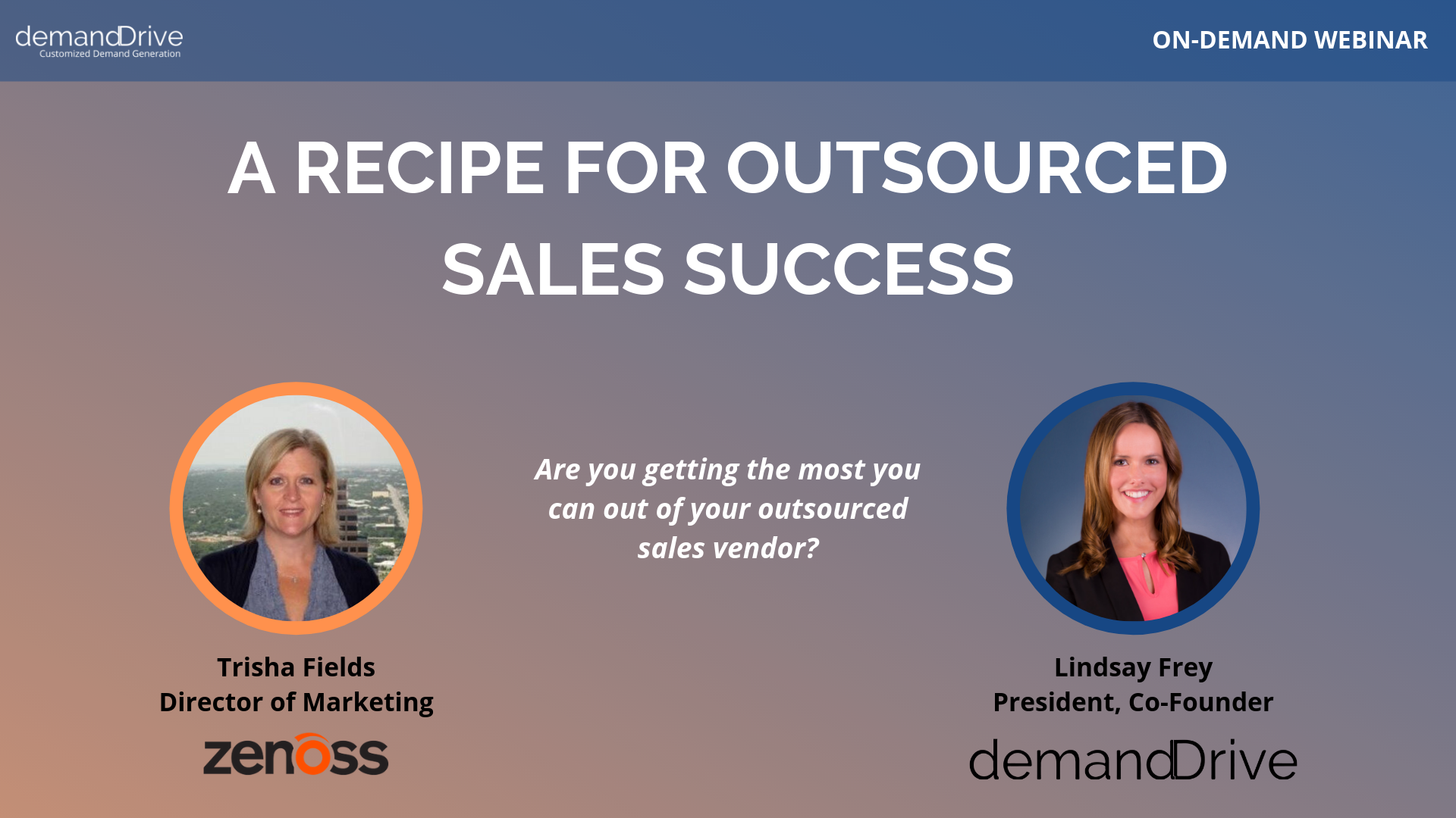 A Recipe for Outsourced Sales Success final promo.png