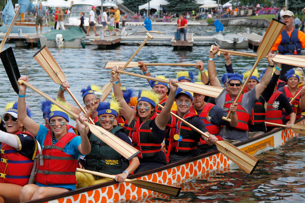 Big Picture Marketing: Dragon Boat Race