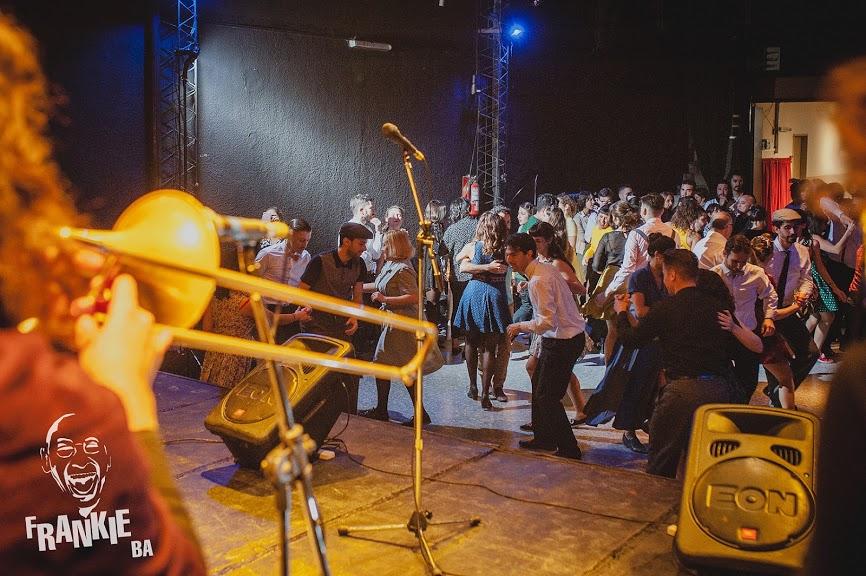 Frankie BA Festival 2018 Foto: Yaco Jacobsen