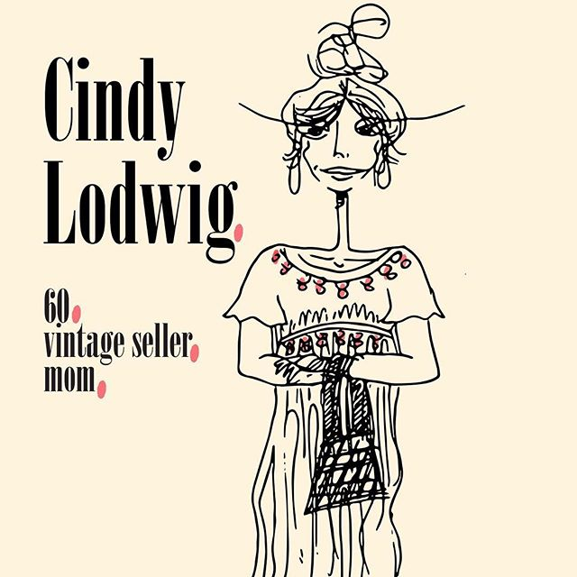 Mrs. Cindy Lodwig is a woman of many words. Cindy went into teaching just to be able to be there for her kids and when they grew up, she started her own vintage resale business with her daughter because again, why not?! Along her journey she also fought against breast cancer and has been a survivor since. This woman is a fighter and still has many chapters of her life yet to be written.