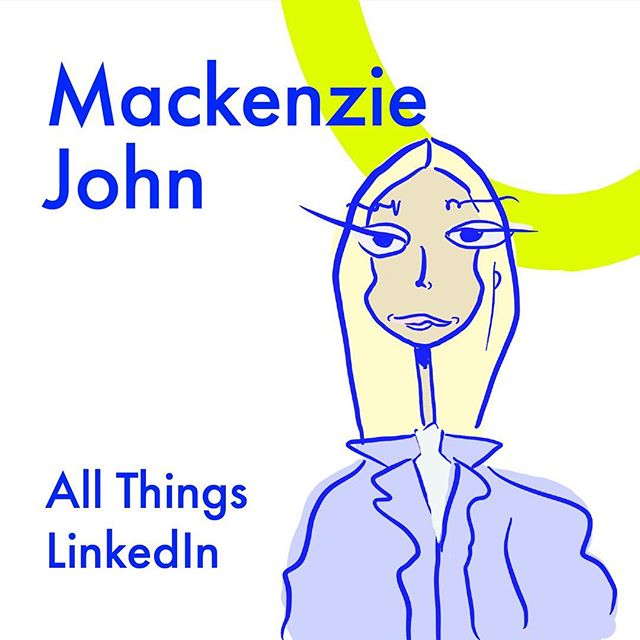 PR senior, Mackenzie John, will be leading our LinkedIn workshop later today at 4:30! We've also got a fun game today for you guys. See you creatives there!
