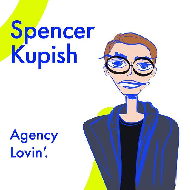 TODAY @430 We are talkin' agencies and quality over quantity. We're also sending valentines to agencies! See you there!