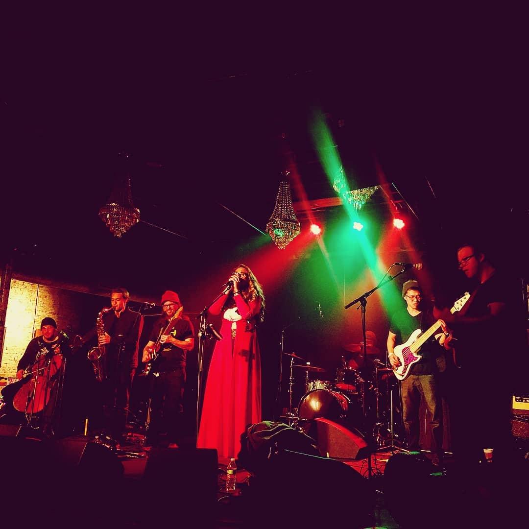 Jessica Jones Project Live at Cervantes