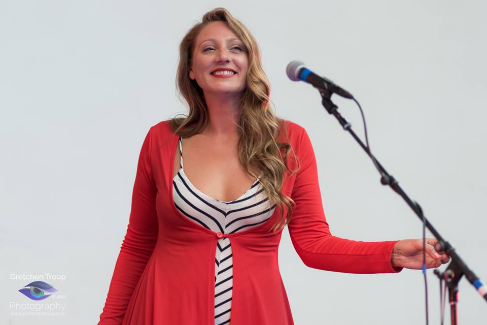Arthur Lee Land feat. Jessica Jones at Red Rocks Ampitheater