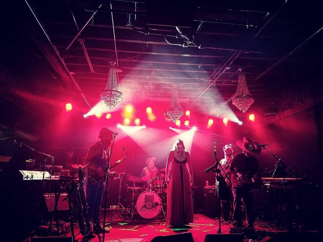 MLIMA Live at Cervantes 10.27.17