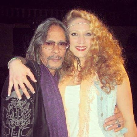 """Red House"" Leon Hendrix and Gypsy Soul play Jimi Hendrix"