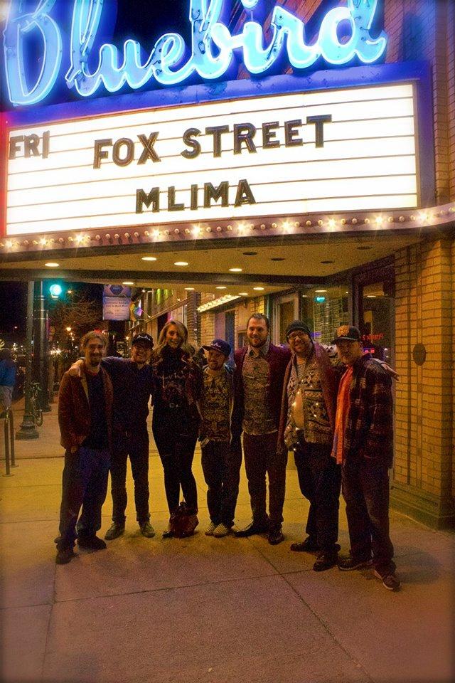 """""""Planet Borscht"""" MLIMA Live at the Bluebird Theater 3.30.18"""