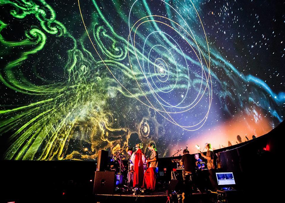 MLIMA Live at the Fiske Planetarium 2017