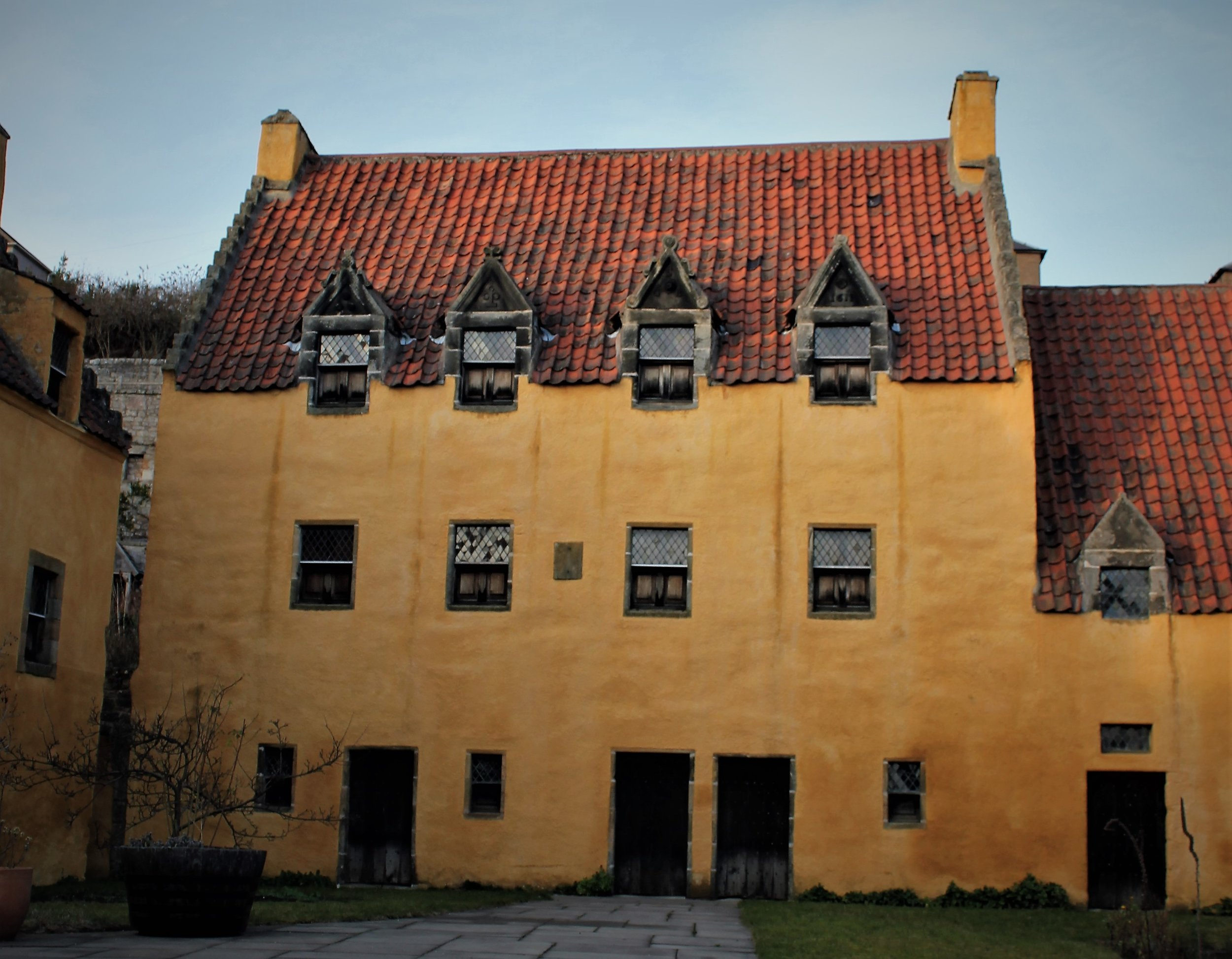 The Palace, Culross