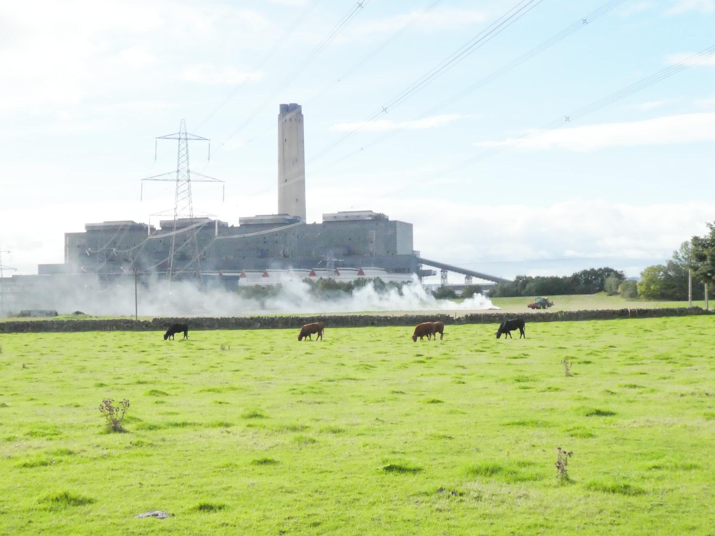 """""""The Gannet"""" - Longannet Power Station"""