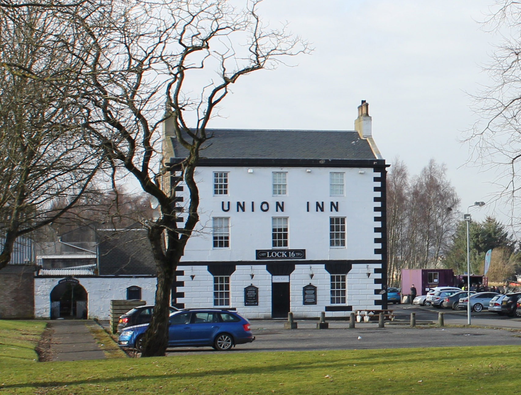 The Union Inn, as is