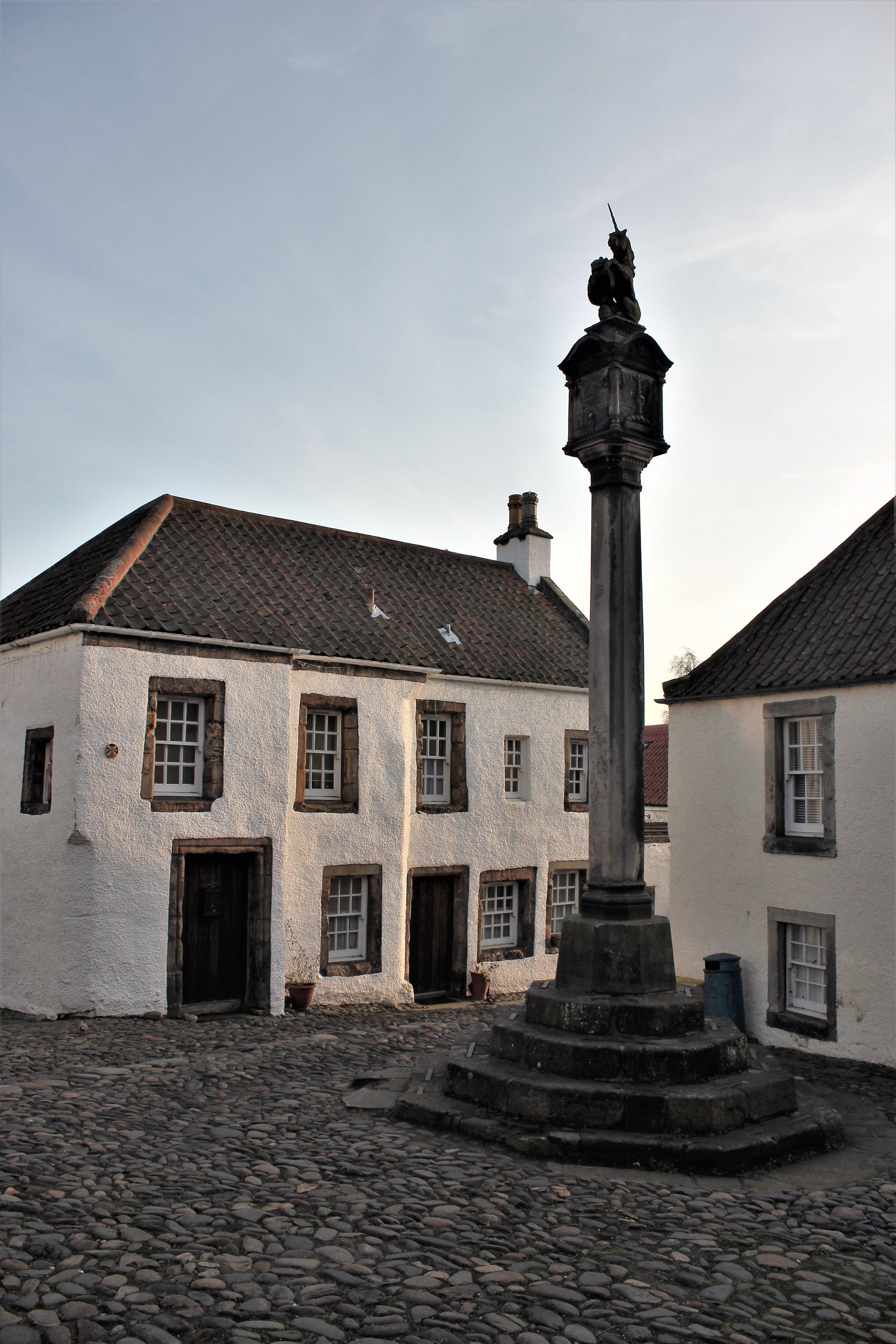 The Mercat Cross, Culross
