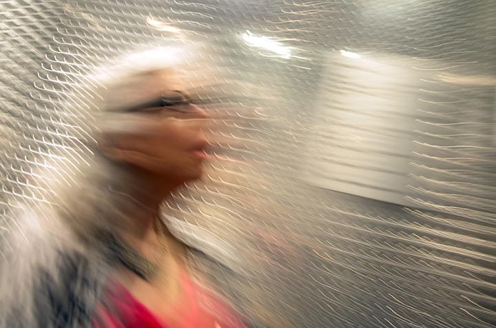 """""""Sense of Wonder"""" portrait of Marsha Klein by CM ILLGEN"""