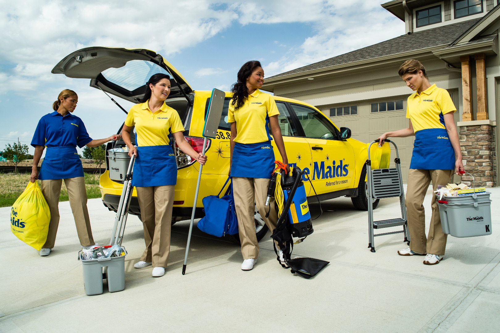 The Maids Home Cleaning Services