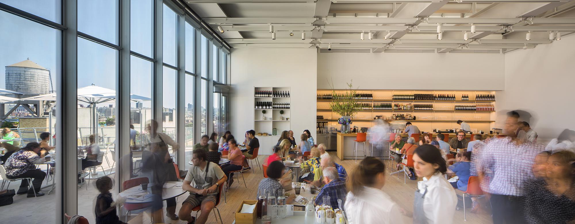 renzo piano building workshop | whitney museum of american art | new york usa