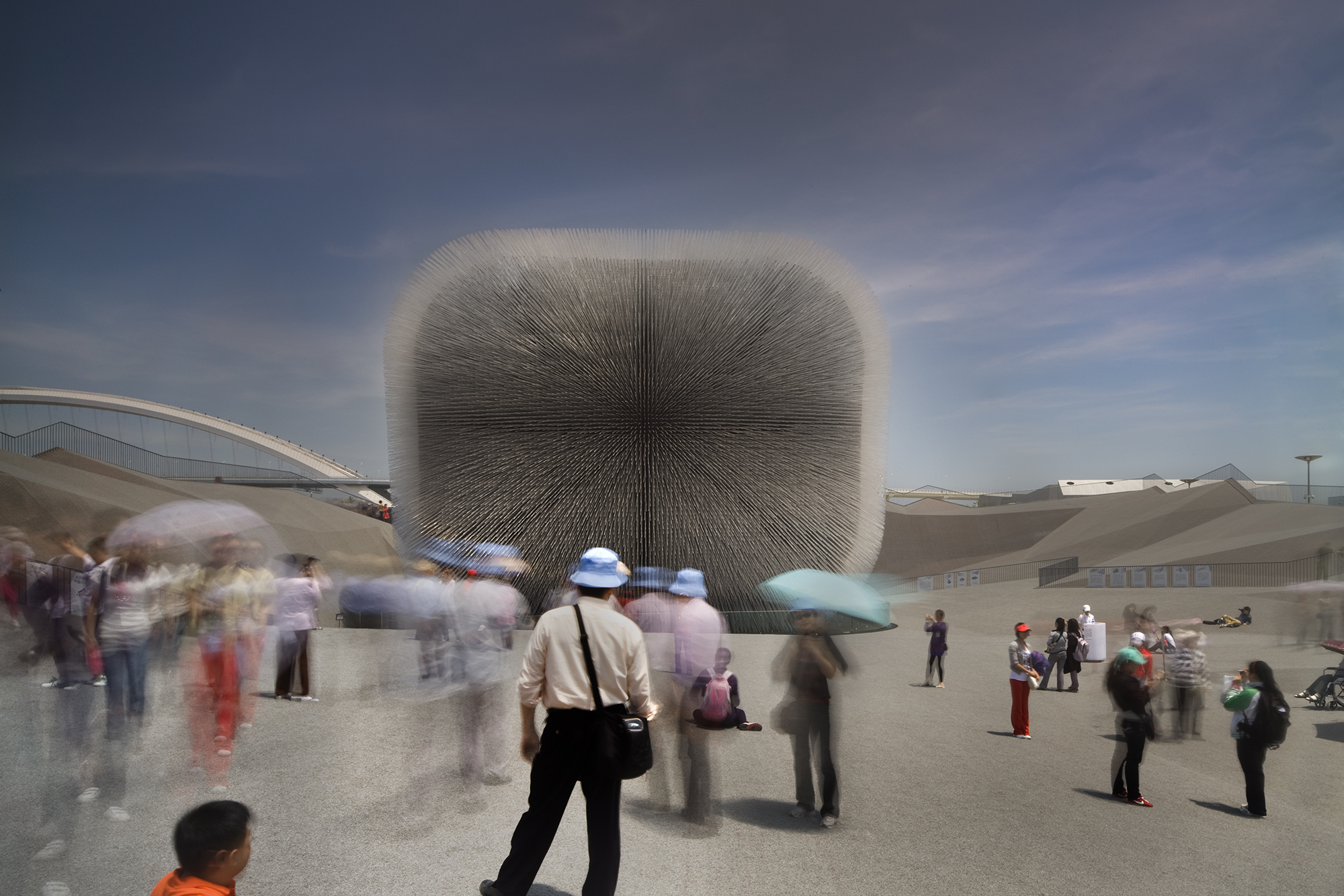 heatherwick studio | uk pavilion | shanghai world expo china