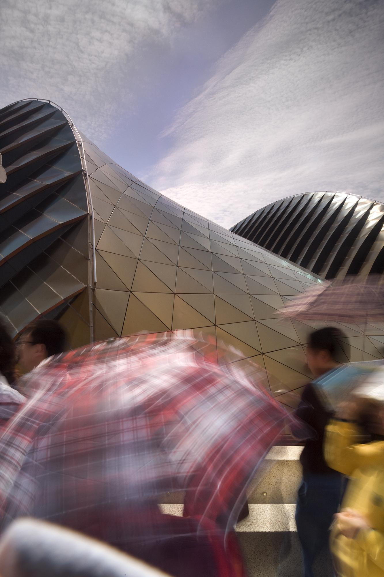 foster + partners | uae pavilion | shanghai world expo china