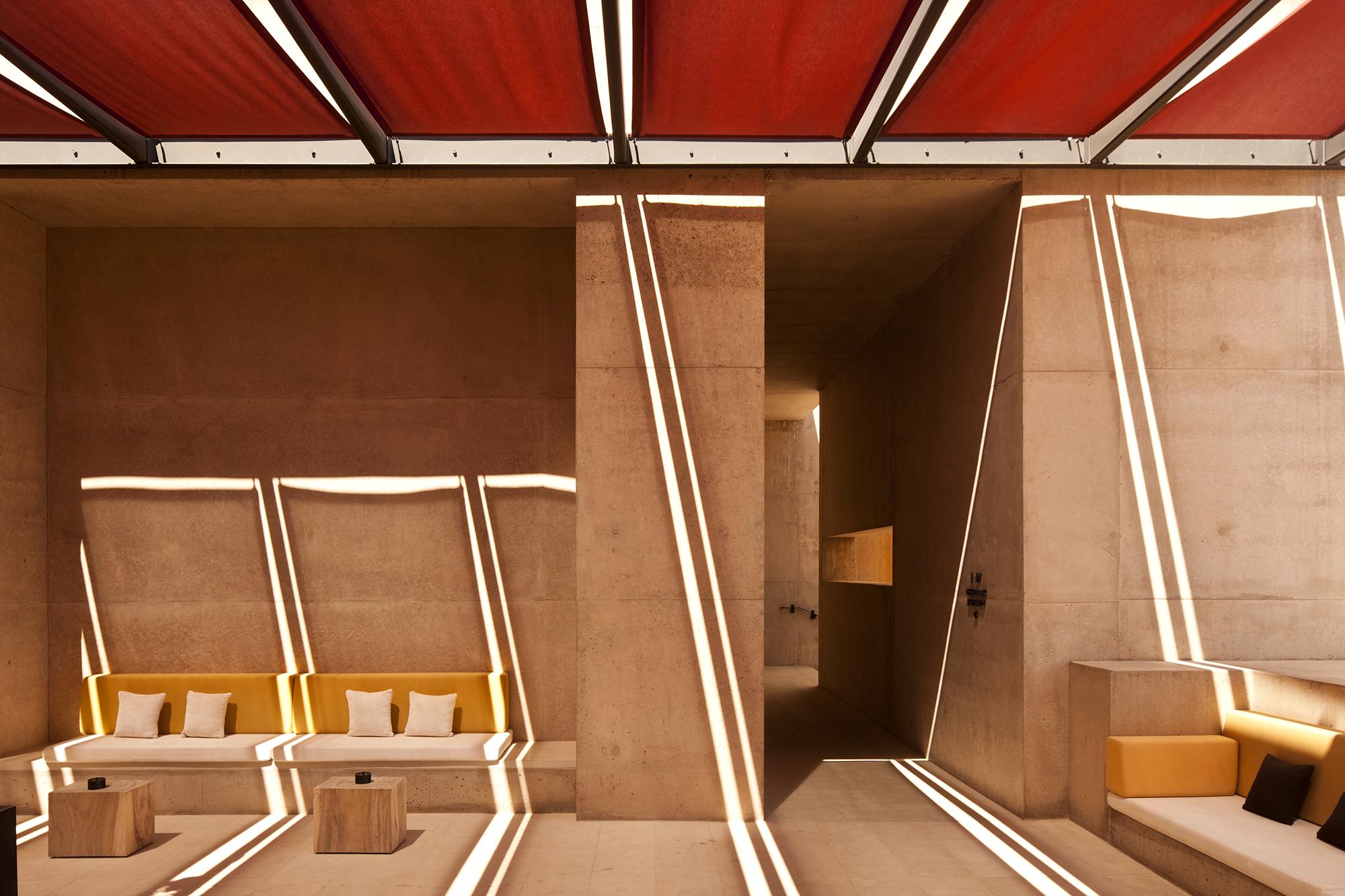 i-10 studio | amangiri resort | canyon point usa