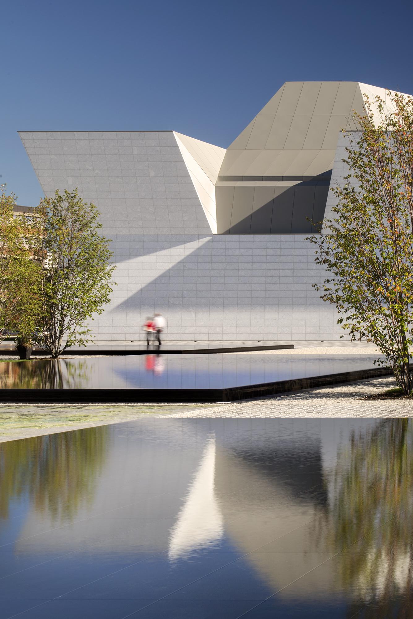 fumihiko maki | aga khan museum | toronto canada
