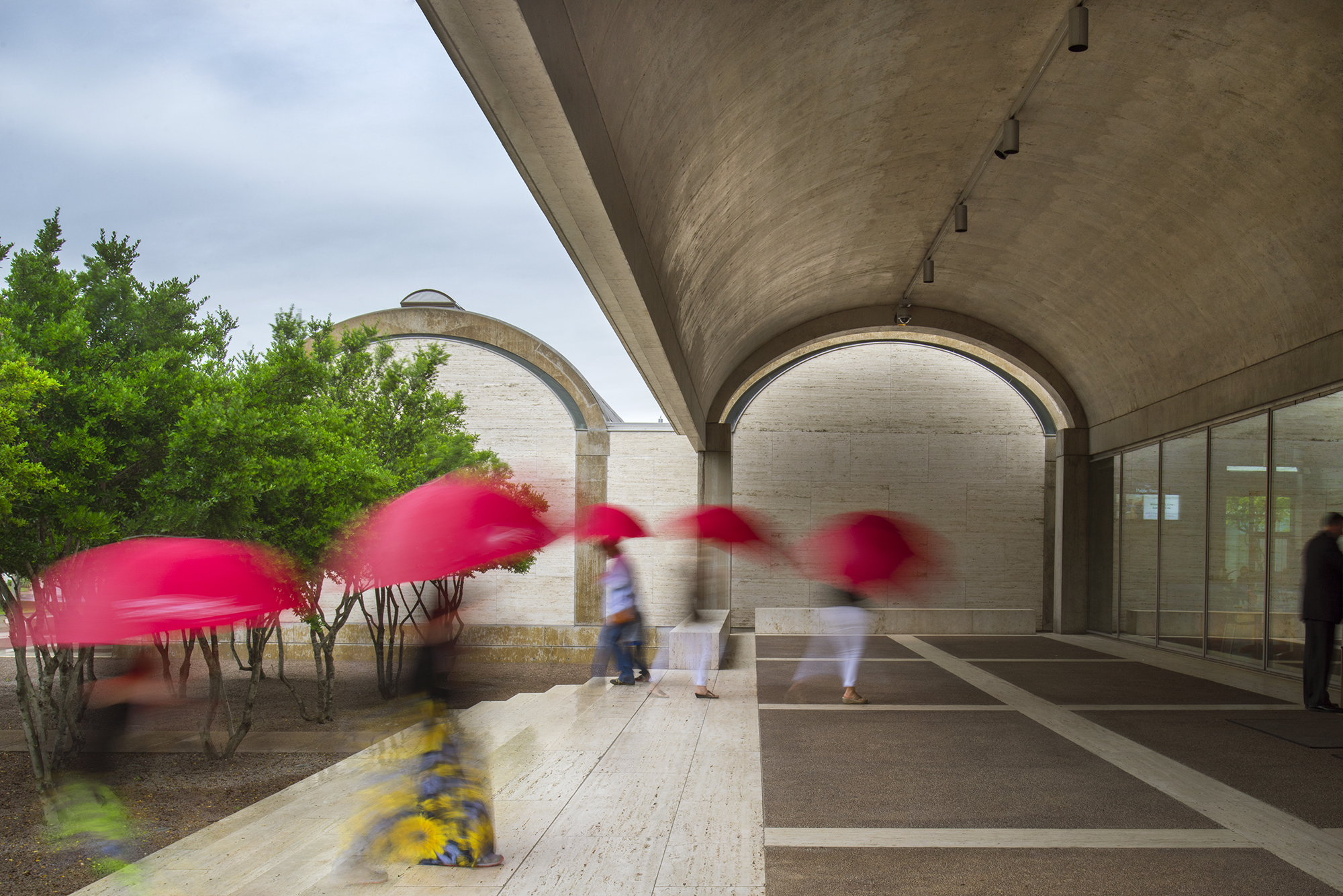 renzo piano building workshop | kimbell museum | fort worth usa