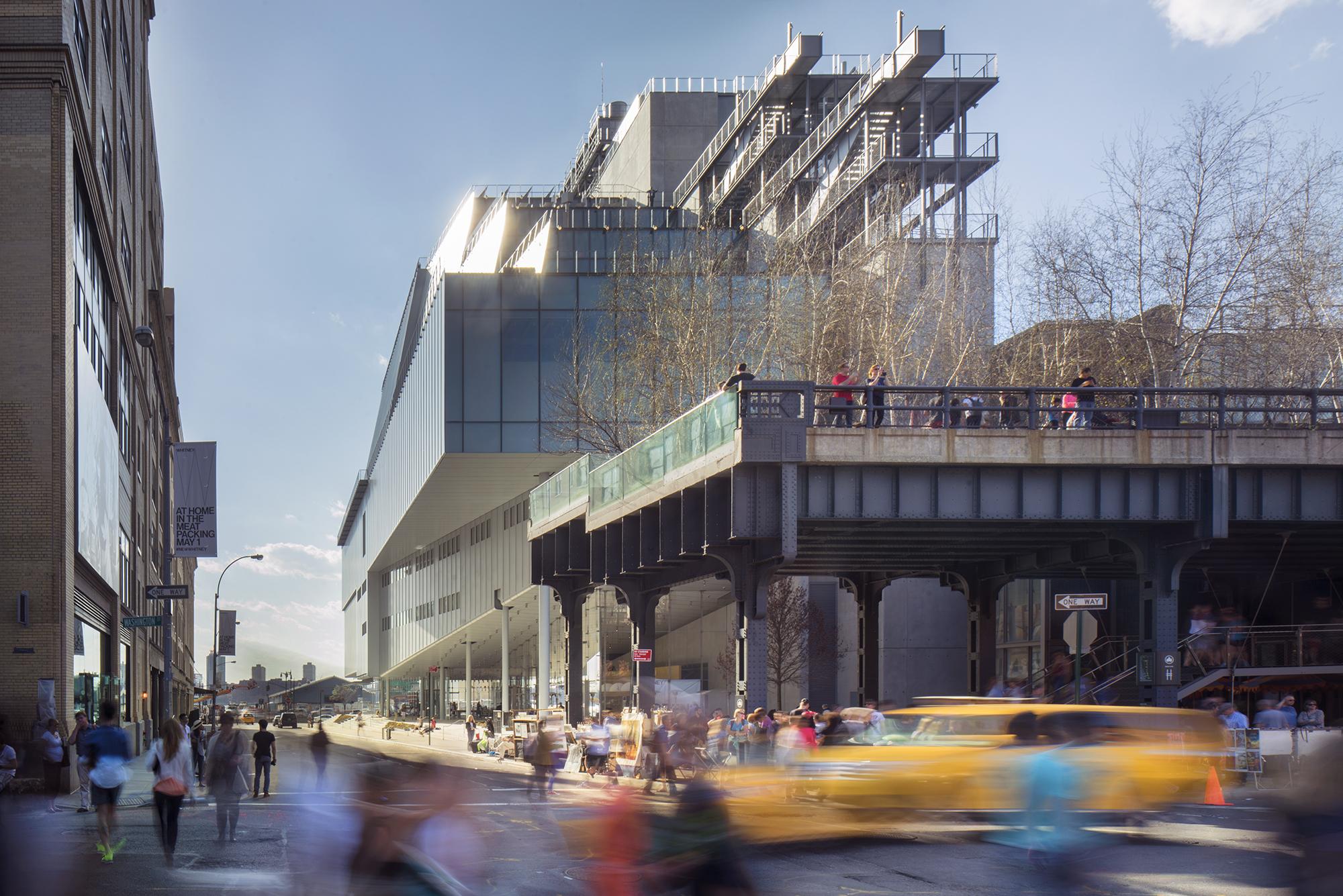 whitney museum | renzo piano building workshop | new york usa