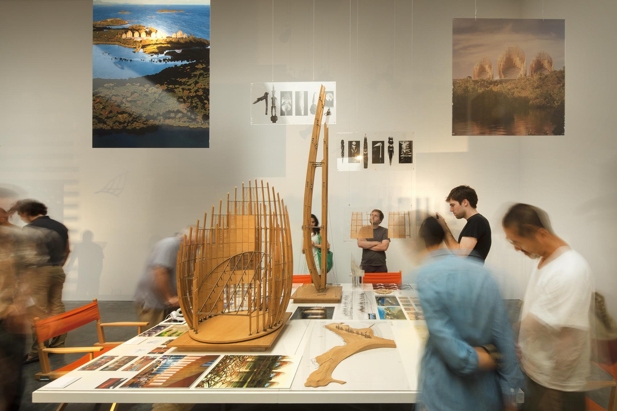 renzo piano building workshop | fragments at gagosian gallery | new york usa