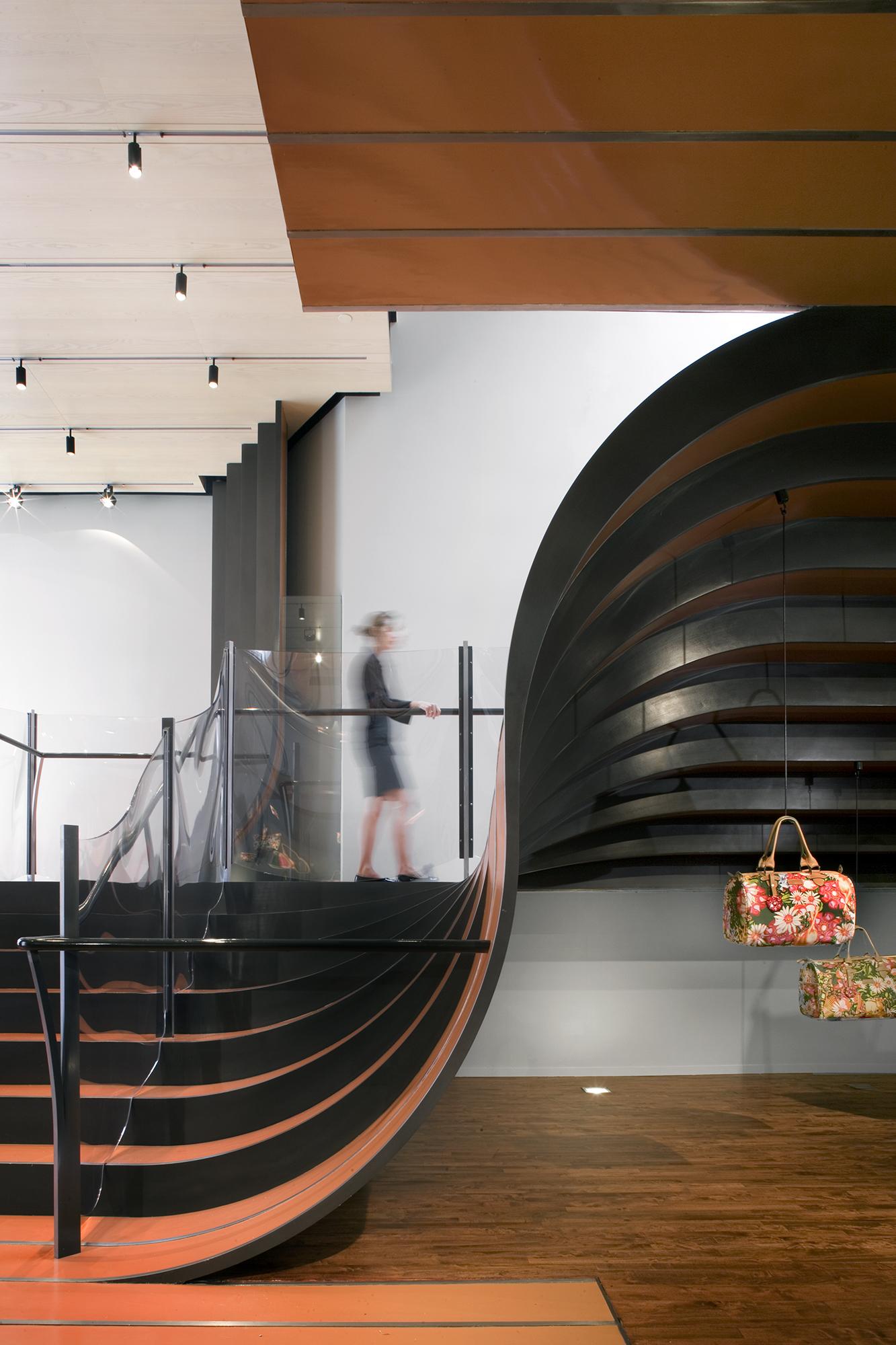 heatherwick studios | la maison unique | new york usa